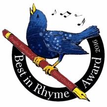 2016 Best in Rhyme logo